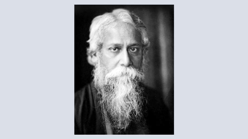 Kabiguru Rabindranath's 158th birth anniversary Wednesday