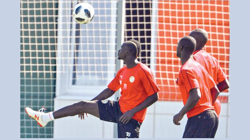 adb77a004 Racist  tweet could inspire Senegal in WC showdown ...