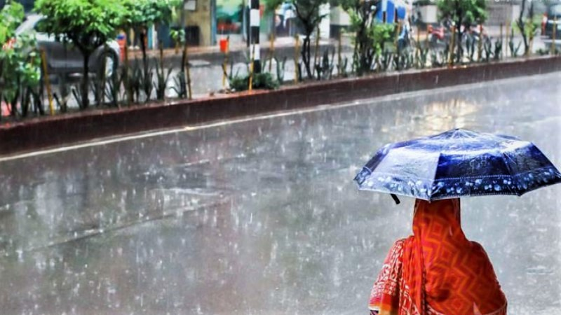 Rain likely across the country
