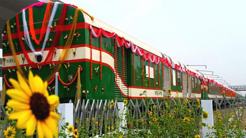 Rajshahi-Dhaka non-stop intercity train in offing
