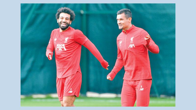 Reds want Salah alongside Mane