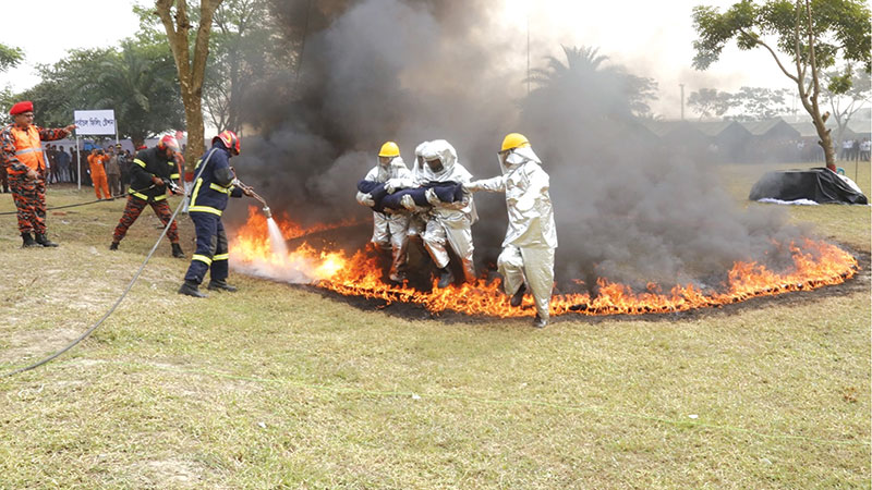 Reining in fire incidents a must