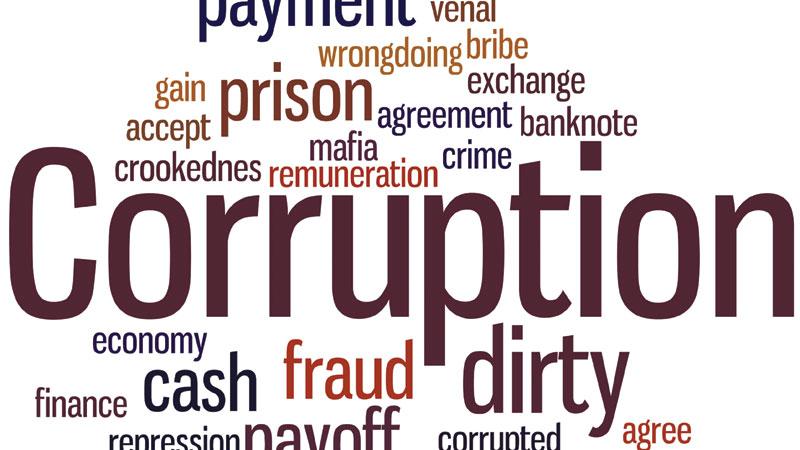 Resist corruption