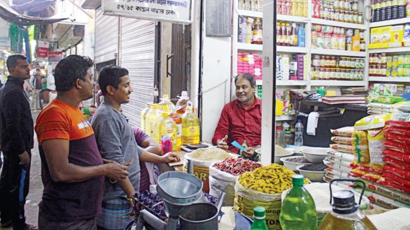 Rice, local chicken prices high in kitchen markets