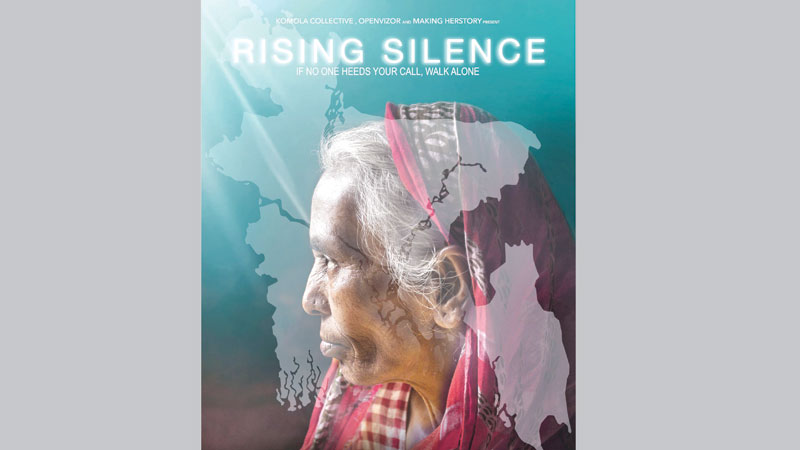 'Rising Silence' sheds light on lives of war heroines