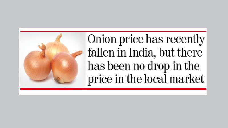 Rising onion prices bring tears