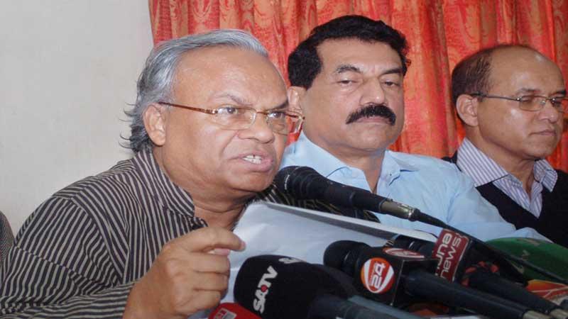 Coronavirus: BNP accuses govt of adopting wrong policy