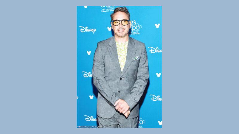 Robert Downey Jr's Instagram Hacked