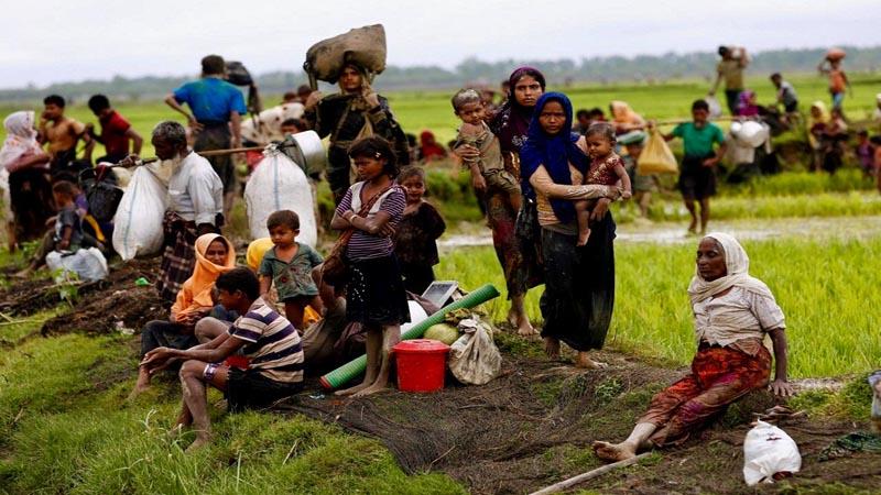 Southeast Asia summit draft statement skips over Rohingya crisis