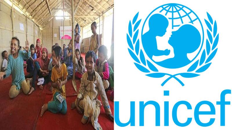 145,000 Rohingya children return to Bangladesh schools: UNICEF