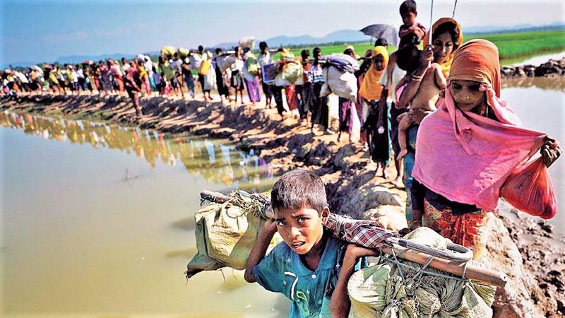 UN Human Rights Council adopts resolution to end Rohingya crisis