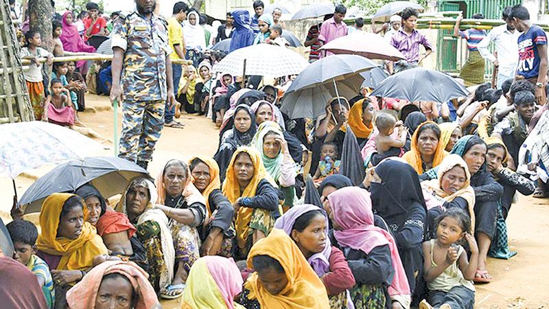 The Rohingya crisis continues
