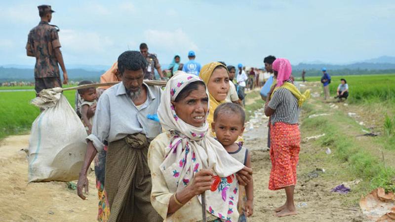 Rohingya crisis: ICC team in city