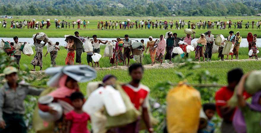 PHR study demonstrates widespread violence against Rohingya in Myanmar
