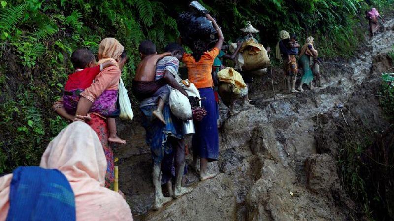 FM begins Myanmar visit to see progress of Rohingya return