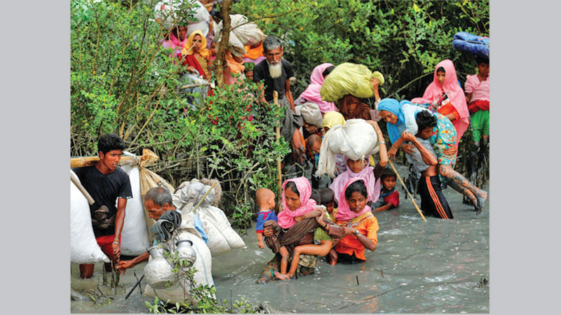 Rohingya: A long distance to back home