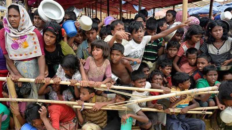 Dhaka exploring all avenues for Rohingya repatriation