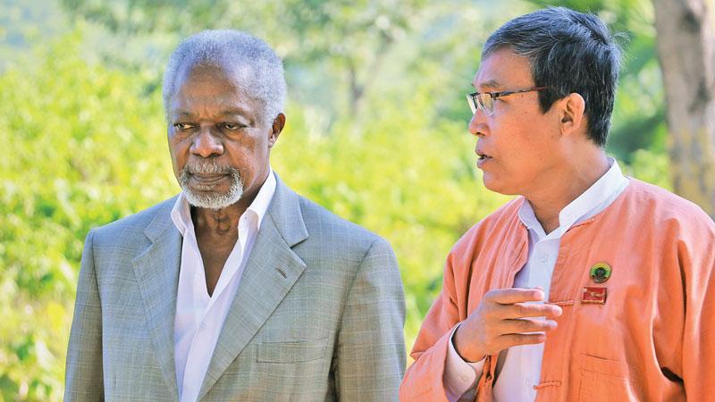 Crackdown Could Radicalise Rohingyas Warns Us