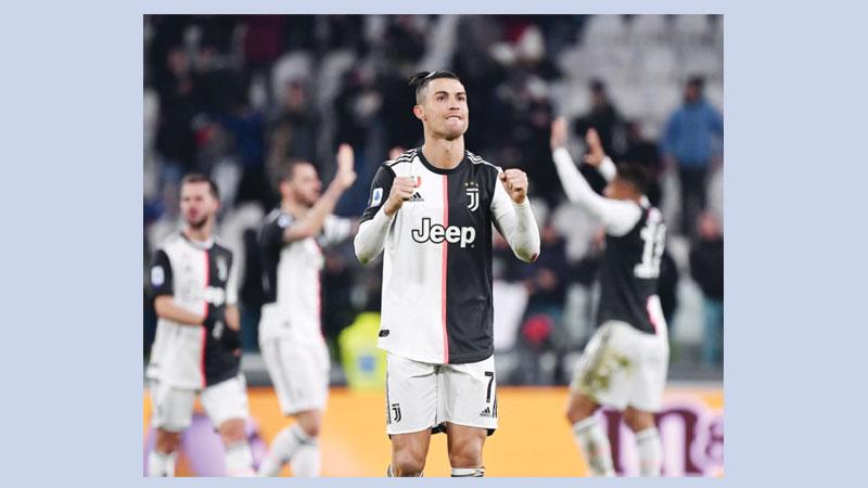 Ronaldo double outwits Parma