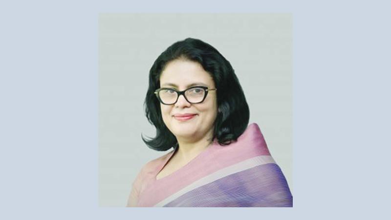 Rubana takes office as BGMEA's first female president