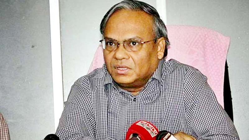 BNP leader Rizvi undergoes angioplasty