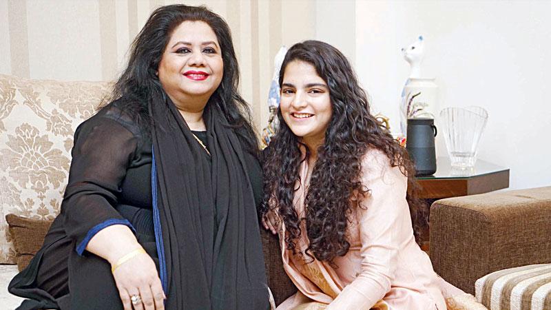 Mahdiyah's new song inspired by Runa Laila