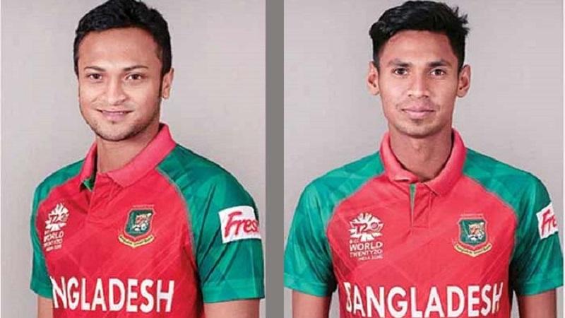 Shakib leaves country for IPL, Mustafizur's journey delayed