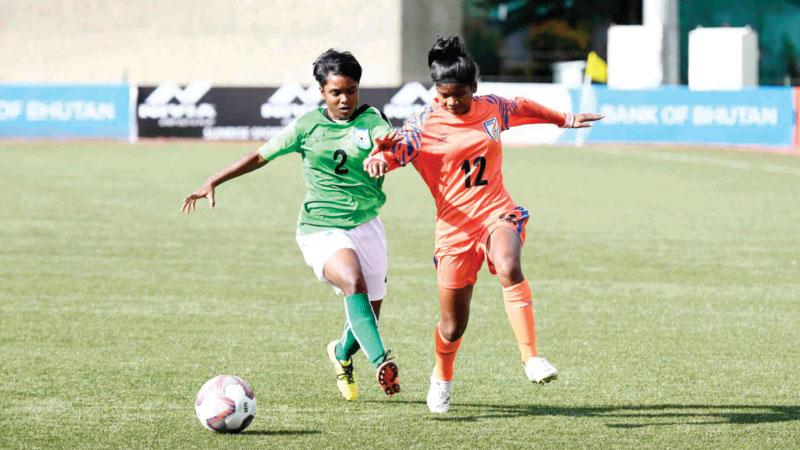 Bangladesh earn fighting draw with India