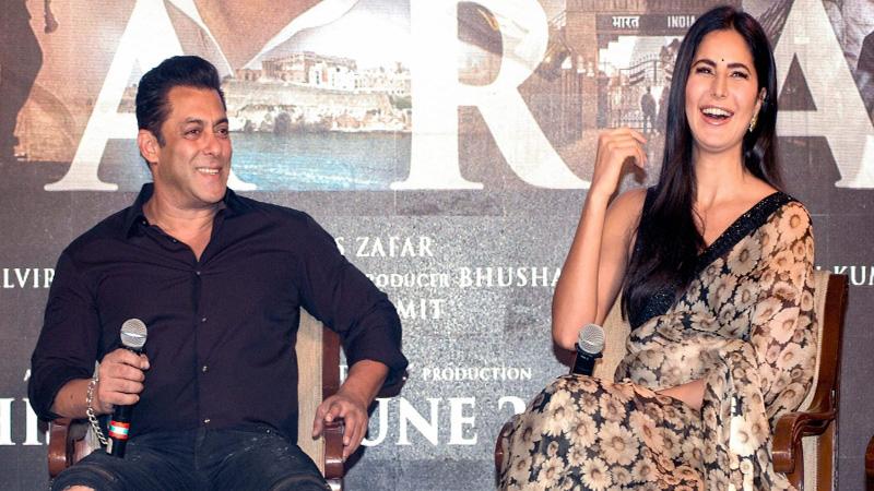 'Get married, produce children,' Salman Khan on Katrina Kaif