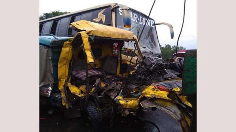 Six killed in Cox's Bazar road crash