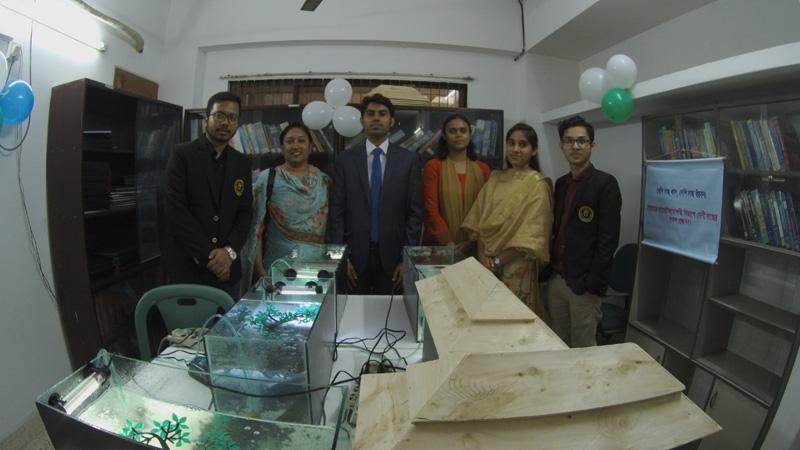 BGE dept scientific exhibition held at UODA