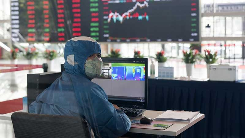 Global shares rise despite worries on Coronavirus outbreak