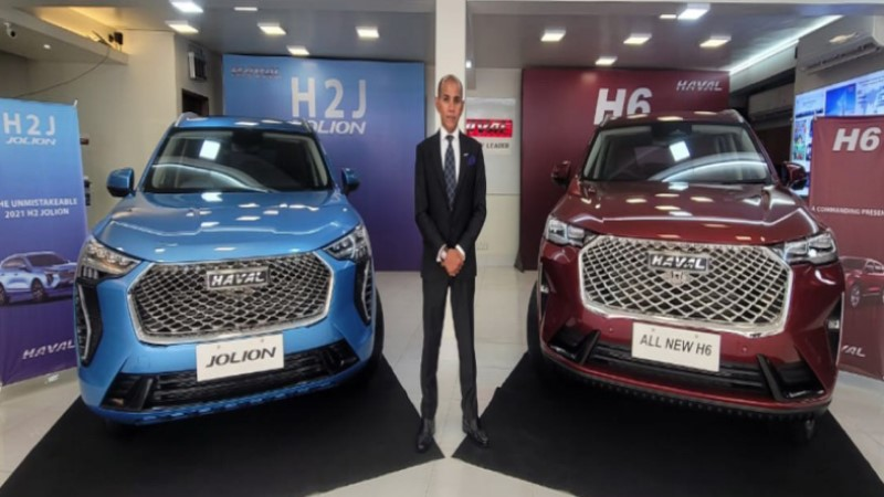 Haval's two SUVs launched in Dhaka