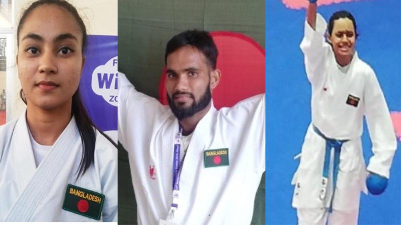 SA Games: Bangladesh win three more gold