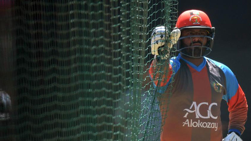 Shahzad suspended for doping violation