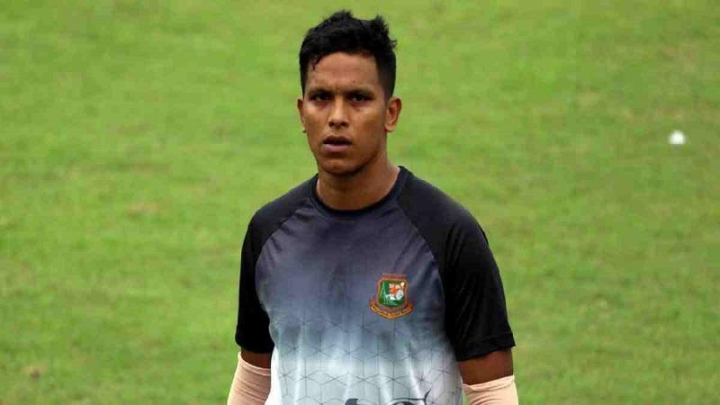 Saifuddin eying a spot in Test team
