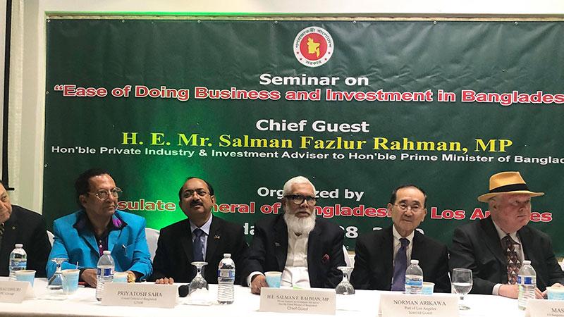 Present Bangladesh govt trade friendly
