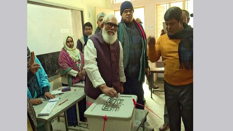 Salman F Rahman wins Dhaka-1 seat