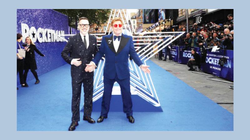 Samoa bans Elton John movie 'Rocketman'