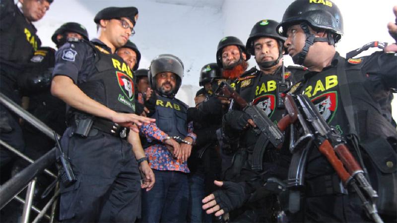 Samrat taken to hospital from jail