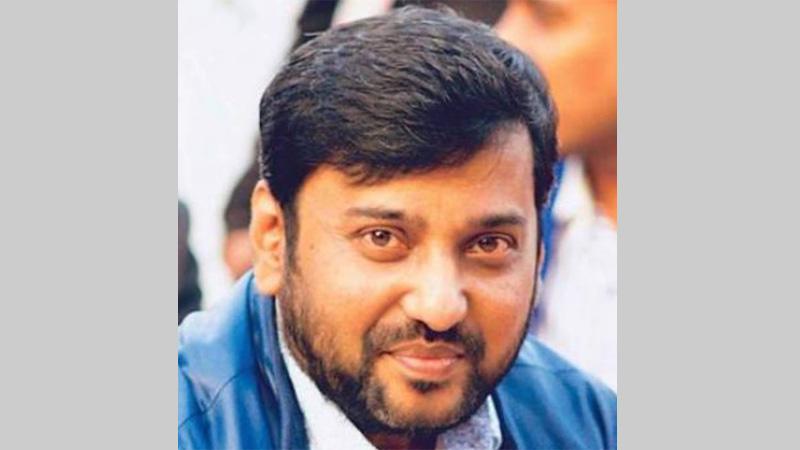 Casino king Samrat taken back to jail
