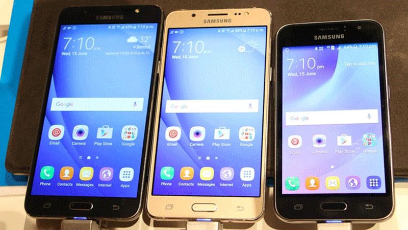 Samsung Brings Baishakhi Offer On J Series Smartphones
