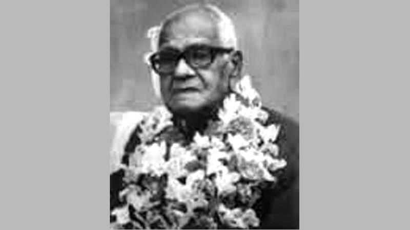 Saogat editor Nasiruddin's 129th birth anniv to be observed today