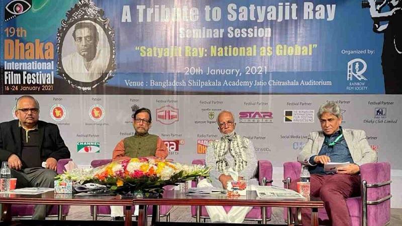 Satyajit Ray took Bengali cinema to new heights: Speakers