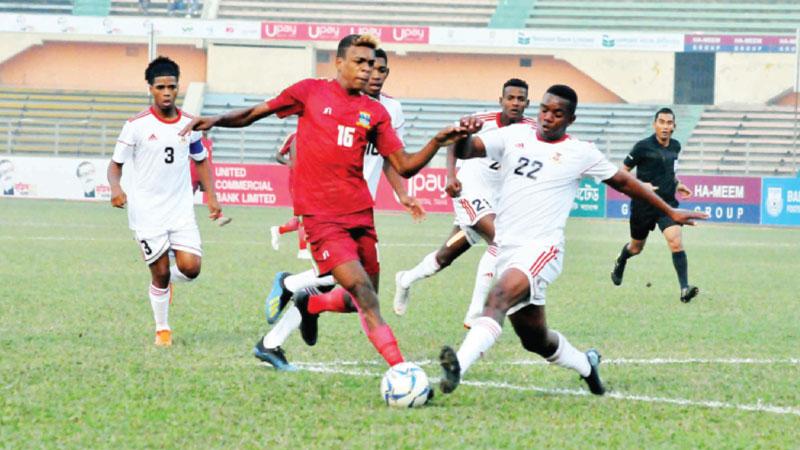Seychelles secure last four berth