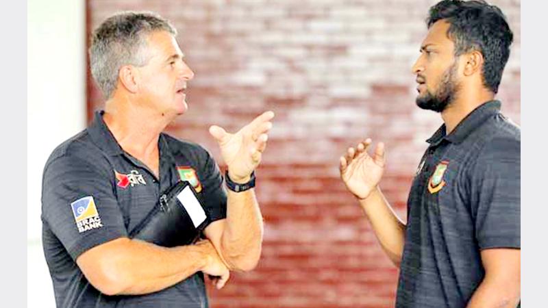 Shakib gets head coach nod to play in IPL