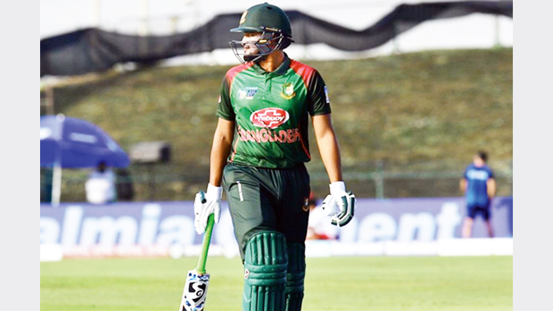 Shakib set start WC mission as No. 1 ODI all-rounder