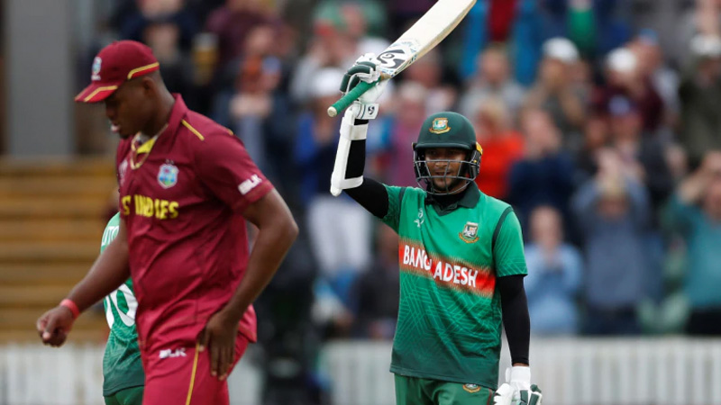 Former cricketers' laud Tigers for  victory over Windies