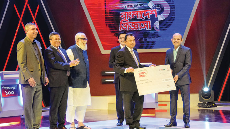 Shamim wins Tk 1cr grand prize