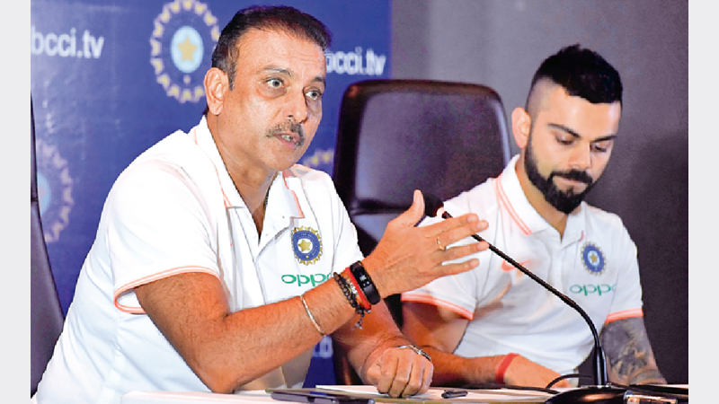 Shastri under fire after England series defeat
